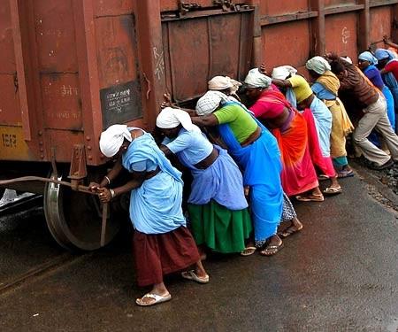 Индия работа