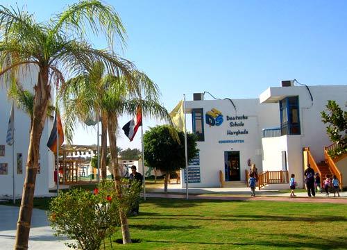 школа в Египте