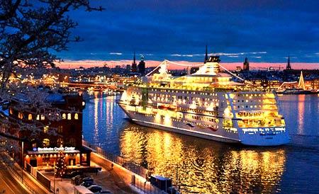 Стокгольм Швеция