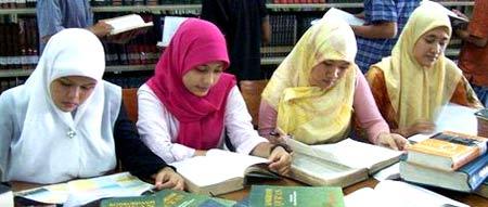 студенты в Египте