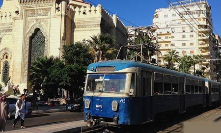 Египет транспорт