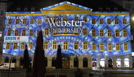 Австрия университет Webster