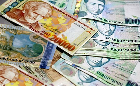 Армения валюта