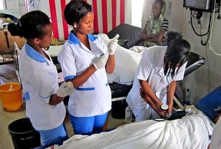 Эфиопия врачи