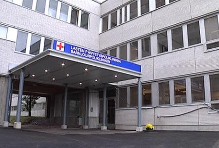 Финляндия больница