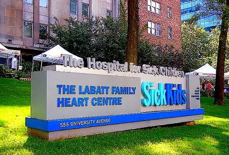 больница в Канаде