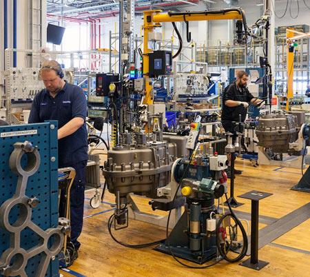 Швеция завод