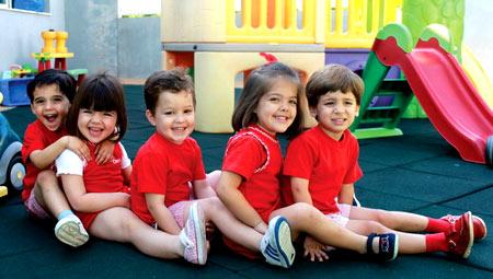 Испания детский сад