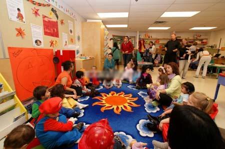 Канада детский сад