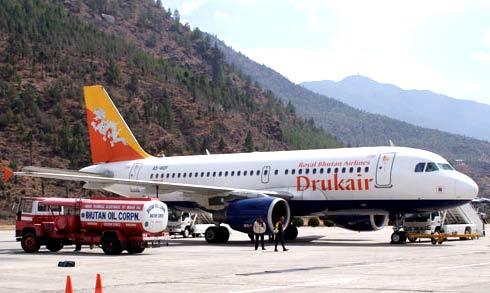 авиакомпания DrukAir