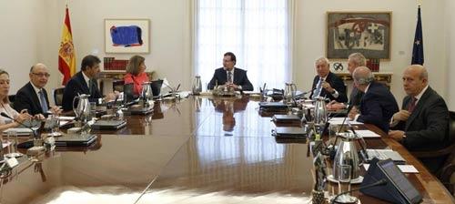 испанский совет министров