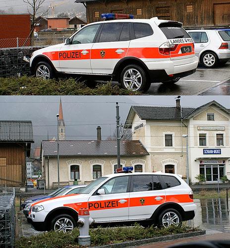 Лихтенштейн полиция