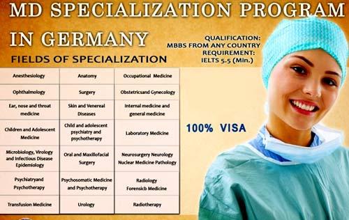 медицинская программа обучения