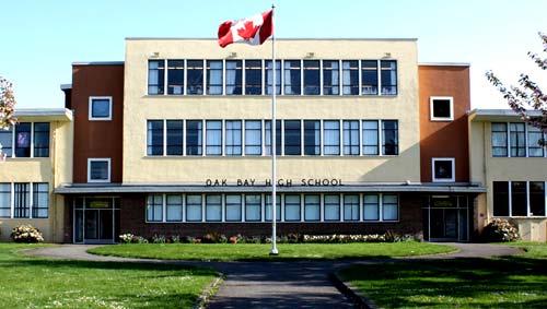 Канада школа