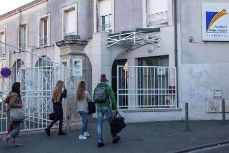 школа во Франции