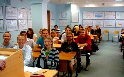 немецкие студенты