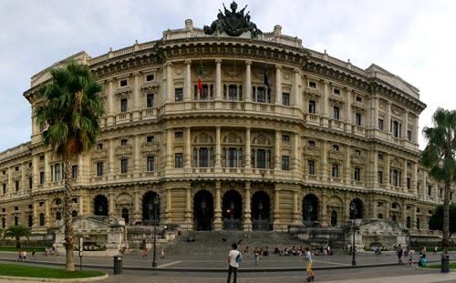 Италия суд налоги