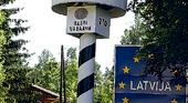 Быстрое пересечение границы с Латвией