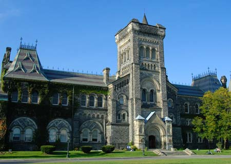 университет в Канаде