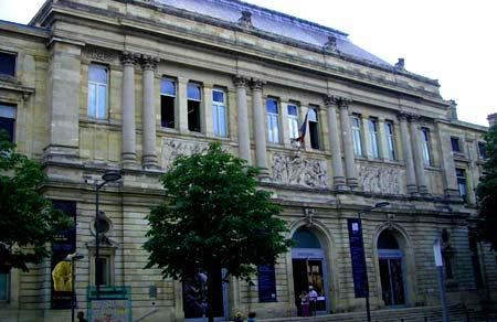 университет  Монтескьё Бордо