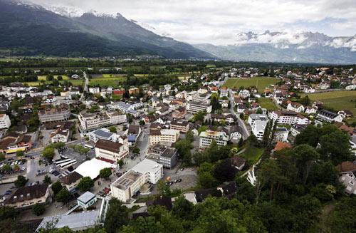 Вадуц Лихтенштейн