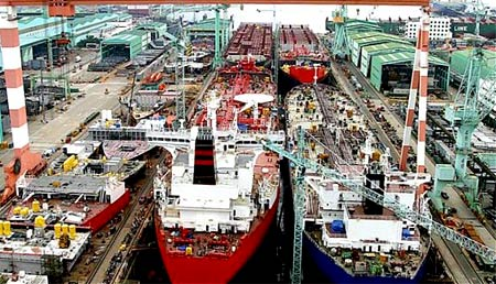 промышленность Корея