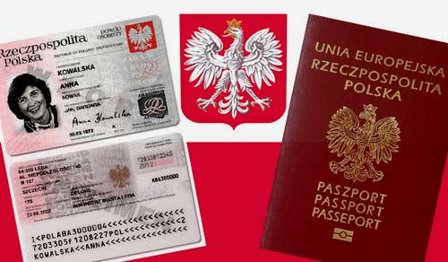 Польша вид на жительство