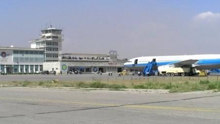 Аэропорт в Кабуле