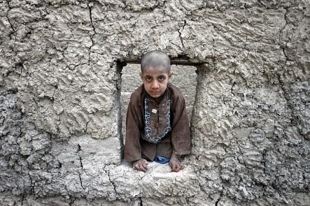 Ребёнок в Афганистане