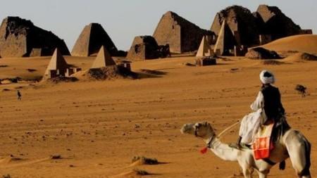 Пустыни Судан