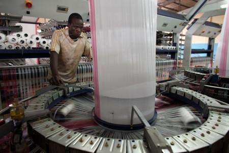 Производство в Мали