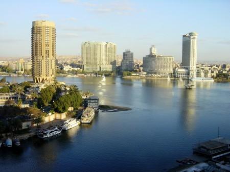 город Каир.