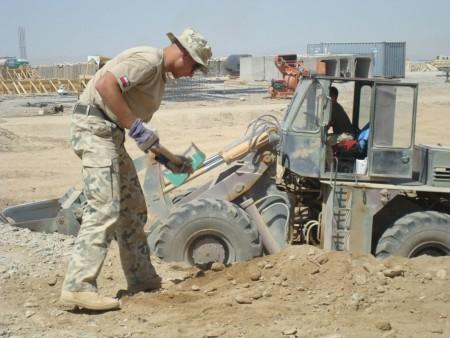 Работа инженера в Афганистане