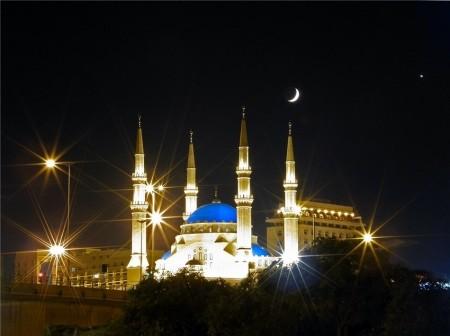 Город Бейрут.
