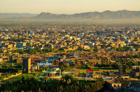 Герат. Город на северо-западе Афганистана