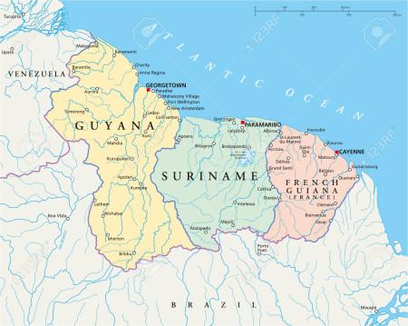 Республика Гайана