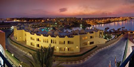 Хургада-город в Египте