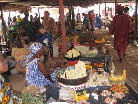 Сувениры в Мали