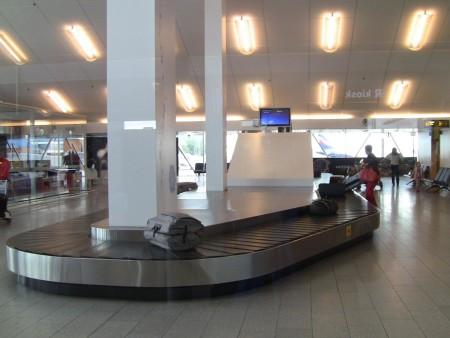 Лента получения багажа