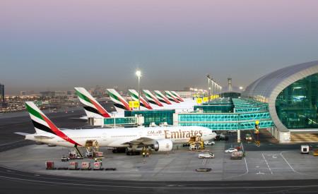 Аэропорт города Дубай