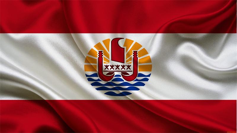 Флаг Французской Полинезии