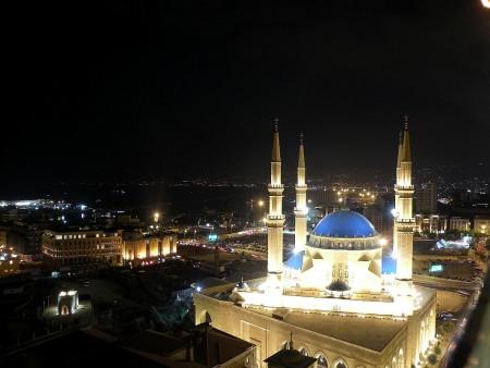 Мечеть Мухаммад Аль-Амин.