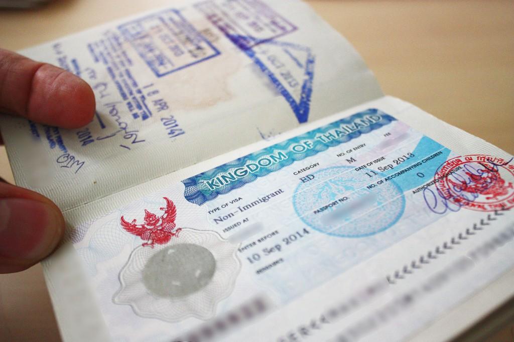 Оформление визы и поездка на Пхукет