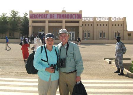 Туристы в Мали