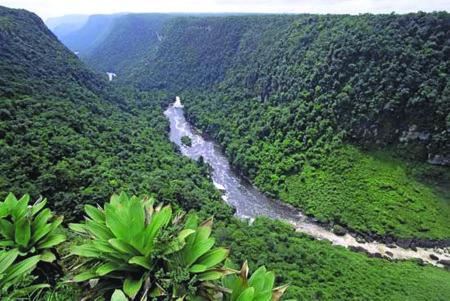 Горы Гайаны