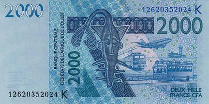 Деньги Мали