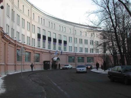 Ген.консульства Финляндии в Санкт-Петербурге.