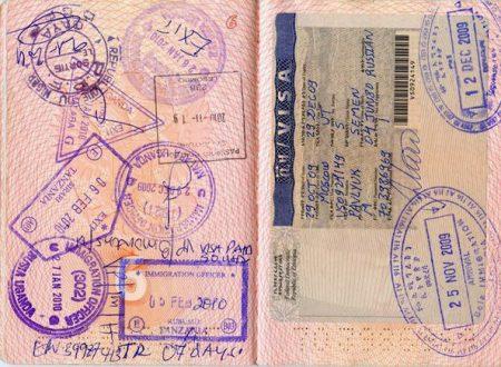 Как правильно заполнить анкету на шенгенскую визу