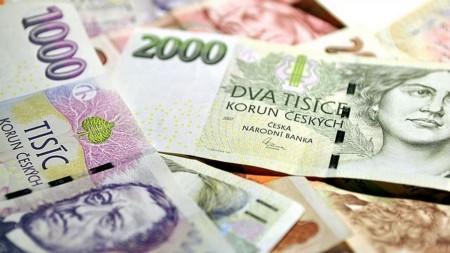 Чешские деньги