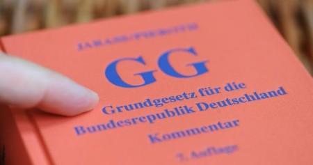 Закон Германии